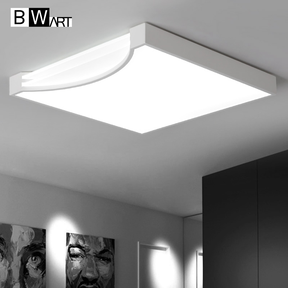 BWART Modern led Ceiling light Remote Ceiling lamp fixture for Bathroom Home Office Study Playroom Dining Room Bathroom Garage BWART Modern led Ceiling light Remote Ceiling lamp fixture for Bathroom Home Office Study Playroom Dining Room Bathroom Garage