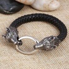 Wolf Head Bracelet