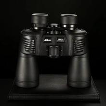 Fois élevés HD Marque 16X50 étanche film vert jumelles télescope chasse tourisme optique sports de plein air jumelles d'oculaire