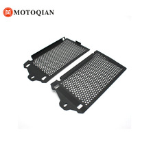 For BMW R1200GS LC Adventure 2017 2016 2015 Radiator Guard Covers Grill Motorcycles Radiator Grille Cooler Cover accessories