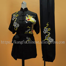 Chinese wushu uniform Kungfu clothing Martial arts suit taolu clothes changquan outfit for men children boy women girl kids