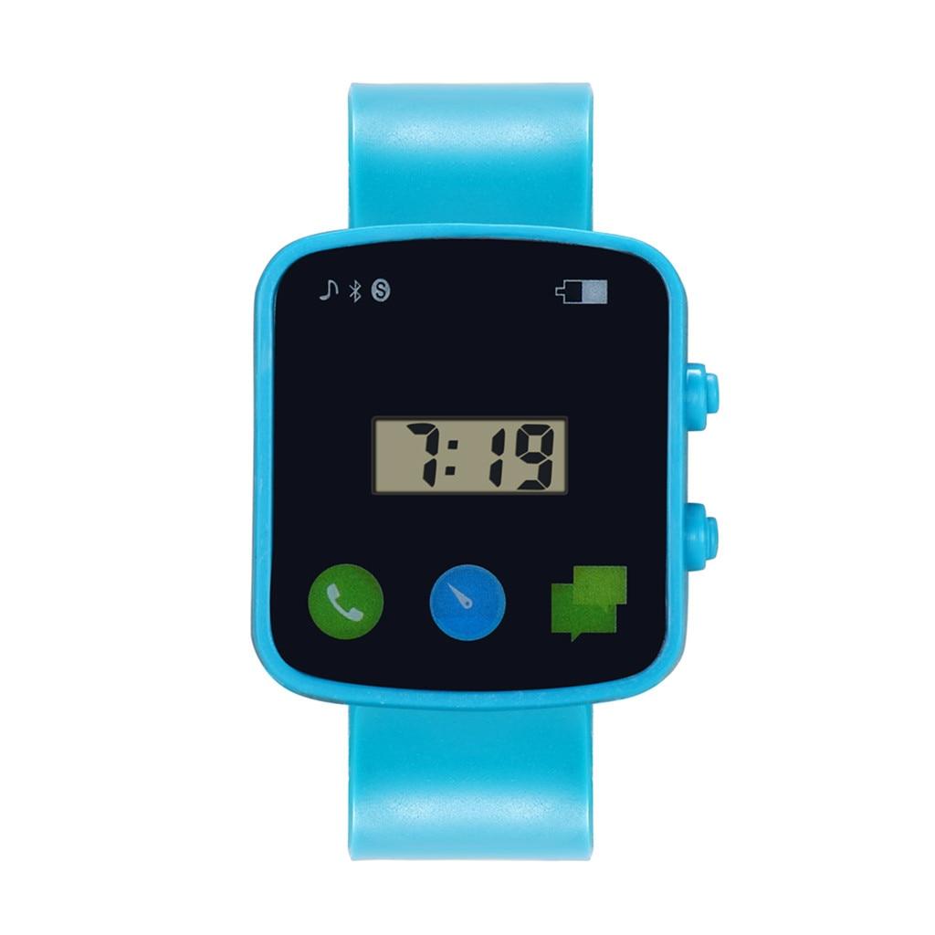 Watches Children Girls Analog Digital Sport Led Electronic Waterproof Wrist Watch New Wrist Watch Reloj Nino