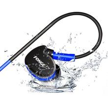 سماعات أذن رياضية للجري سماعات رأس جهير مقاومة للماء IPX5 سماعات أذن HIFI بدون استخدام الأيدي مع ميكروفون لسماعة شاومي لـ Meizu