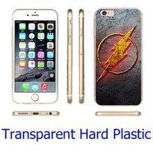 Flash  TV Series Phone Case for iPhone 5S 5 SE 5C 4 4S 6 6S 7 Plus