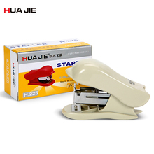 Manual Metal Mini Stapler Cute Portable Book Stapler Paper Binding Binder Student Gifts Office Stapler Binding Stationery H225 цена в Москве и Питере