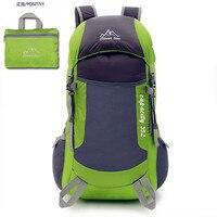 Hot Sale Large Luggage Packbag Light Bags Men Climbing Backpacks Versatile Bag Travel Backpack Case Unisex