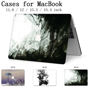 Image 1 - 2019 Hot For Laptop MacBook Case Notebook Sleeve Cover Tablet Bags For MacBook Air Pro Retina 11 12 13 15 13.3 15.4 Inch Torba