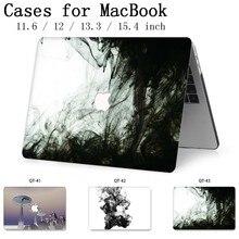 2019 노트북 macbook 케이스 노트북 슬리브 커버 태블릿 가방 macbook air pro retina 11 12 13 15 13.3 15.4 인치 torba