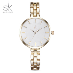 Sk new women stainless steel bracelet wrist watches fashion relojes mujer ladies wrist watches business relogio.jpg 250x250