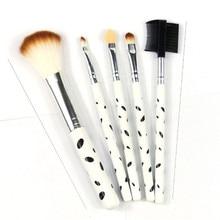 5Pcs Makeup Brushes Sets Gift Cosmetics Tools Eyeshadow Foundation Cosmetic Makeup Brush Blusher Brushes Kits 4 Styles