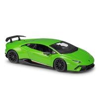 1:18 Maisto Lamborghini Huracan Performante green Diecast model car