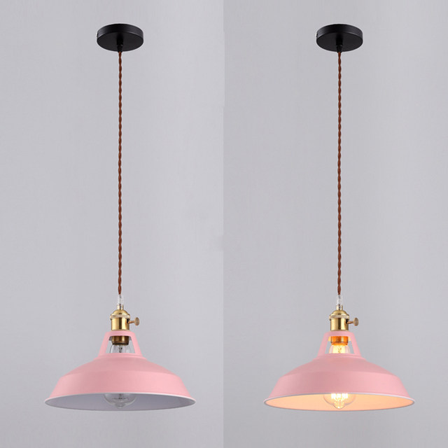 Moderne LED Anhänger Leuchtet Mehrfarbigen Esszimmer Restaurant Lampe  Schalter Anhänger Lampen Verdreht Draht Hause Decration Beleuchtung E27