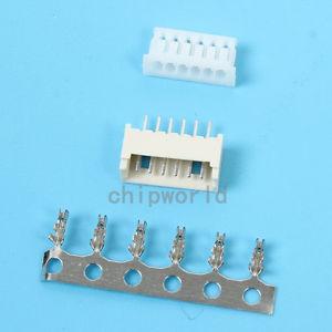 10 Rc Compatible Jst Bec Set Connecteur Mâle Prise Étamé 2 Broches