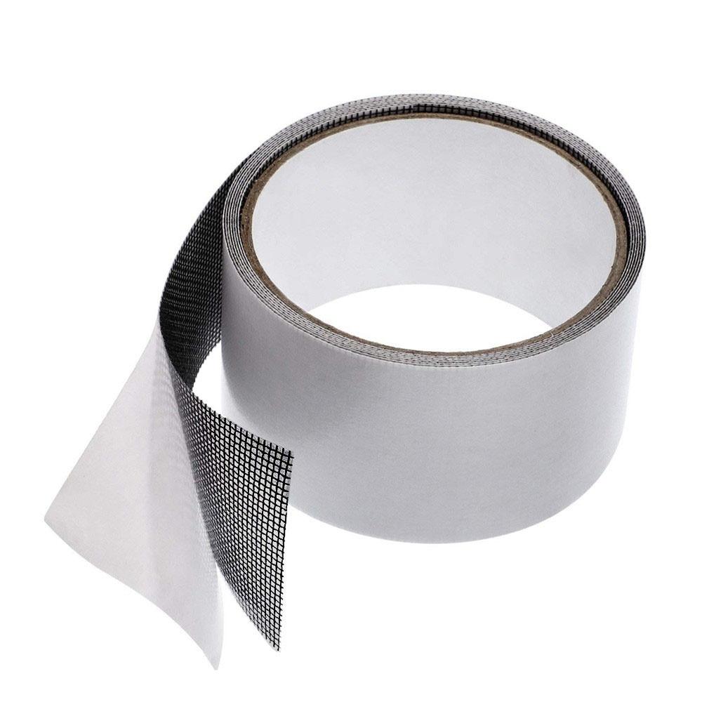 Repair tape fly screen door insect repellent repair tape waterproof mosquito net cover home window essential accessories M4 1
