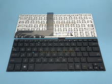 NEUE Englisch tastatur Für Asus TP301 TP301U TP301UA TP301UJ Laptop Englisch tastatur Schwarz