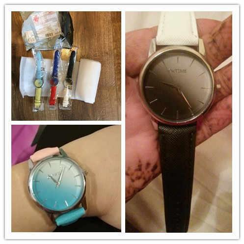 קול saat ביאן קוורץ נשים שעון יד עור מזדמן עיצוב רטרו קשת צמיד גבירותיי צמיד שעונים נשים צפו 2018