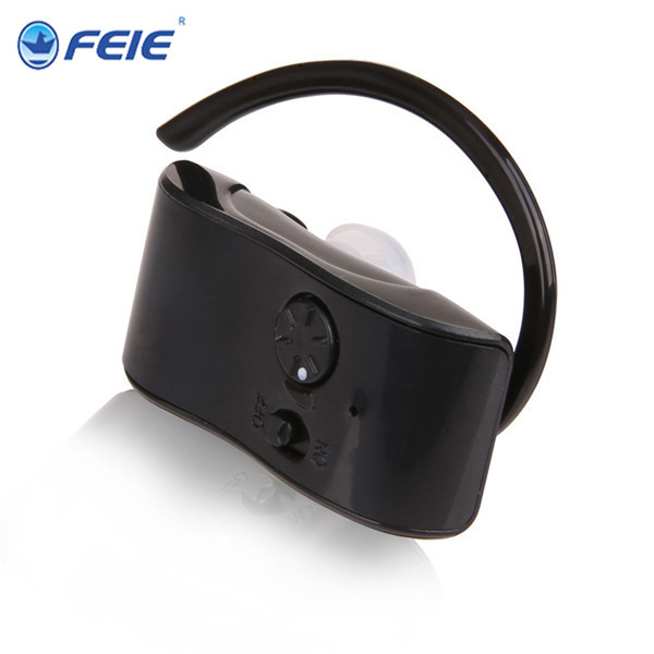 CE approval Bluetooth Style Rechargeable Hearing Aid Behind the Ear S-217 Voice Amplifier