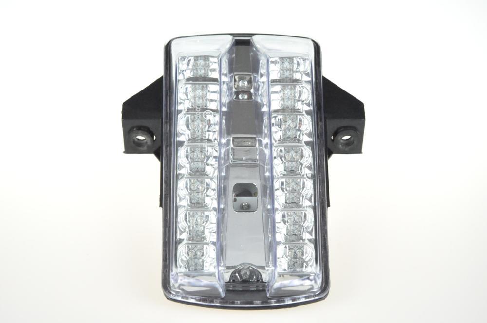 Светодиодный Встроенный задний фонарь поворотник для SUZUKI SV650/SV1000 03-08
