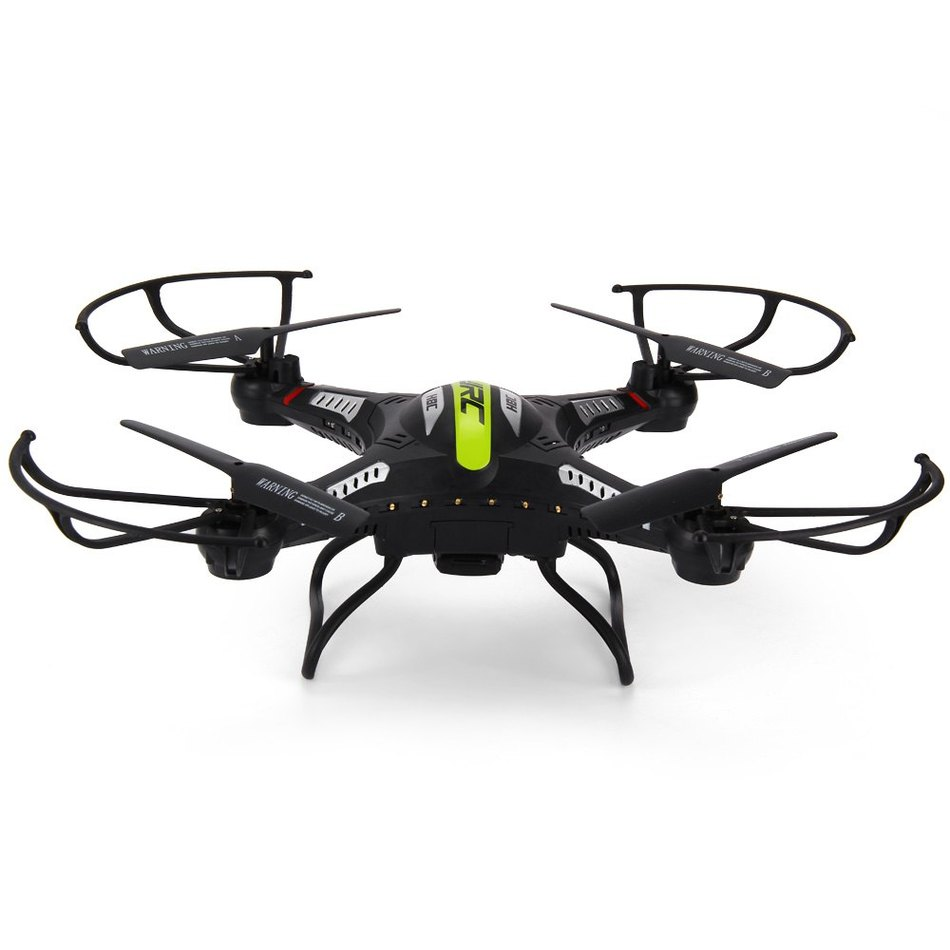 ФОТО JJRC H8C 2.4GHz Quadcopter 6 Axis Gyro 4 Channel 360 Dgree Eversion UFO Explorer with 2.0MP HD Camera LED Light Great Gift