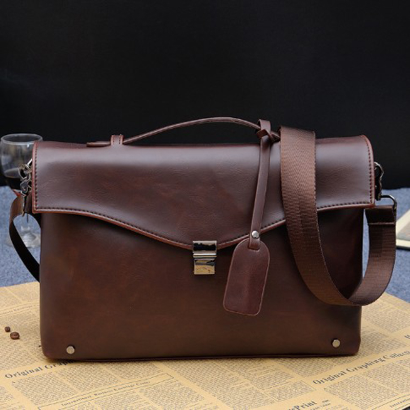 Online Get Cheap Mens Leather Office Bag -Aliexpress.com | Alibaba ...