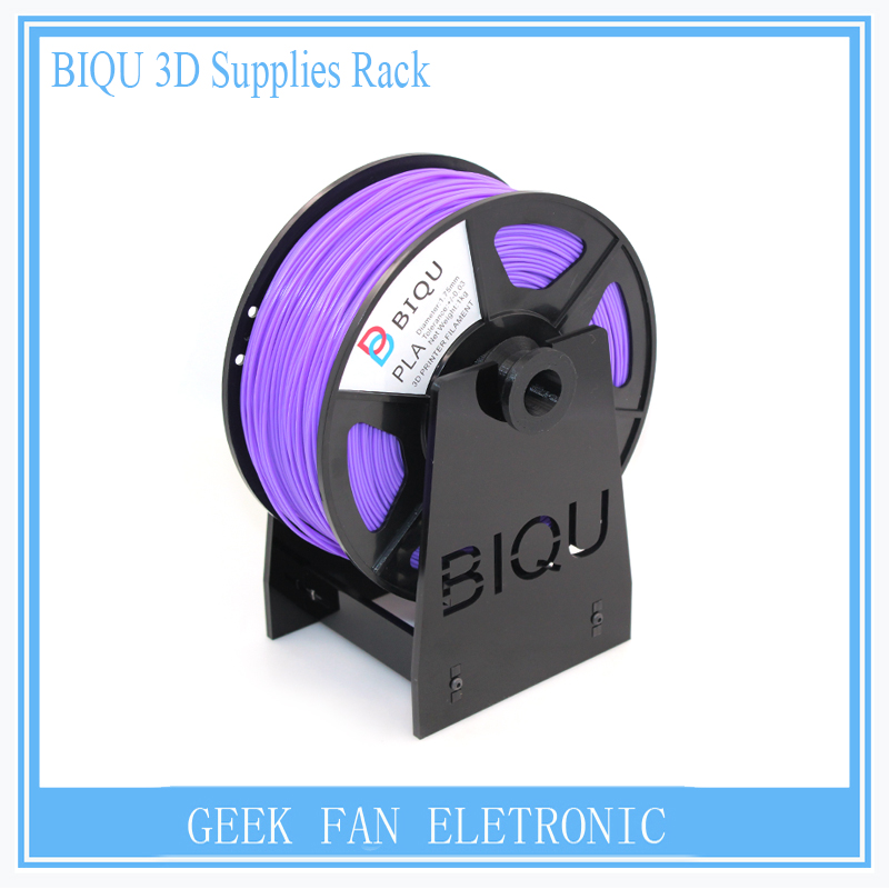 BIQU Nuevo Carrete Filamento Soporte de Montaje En Rack Para PLA/ABS filamento I