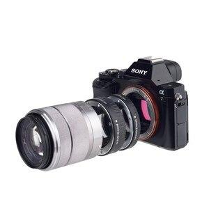 Image 5 - Viltrox DG NEX Tự Động Lấy Nét Ống Macro Ống Kính Adapter dành cho Sony E Mount Camera A9 A7II A7RII A7SII A6500 A6300
