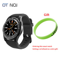 Original NO 1 G8 Smartwatch Bluetooth 4 0 SIM Call Message Reminder Heart Rate Monitor Smart