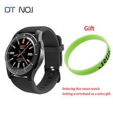 NO. 1 G8 Original Bluetooth 4.0 Smartwatch SIM Chamada Lembrete Mensagem Monitor de Freqüência Cardíaca Relógio Inteligente Para A Apple Samsung Xiaomi HTC