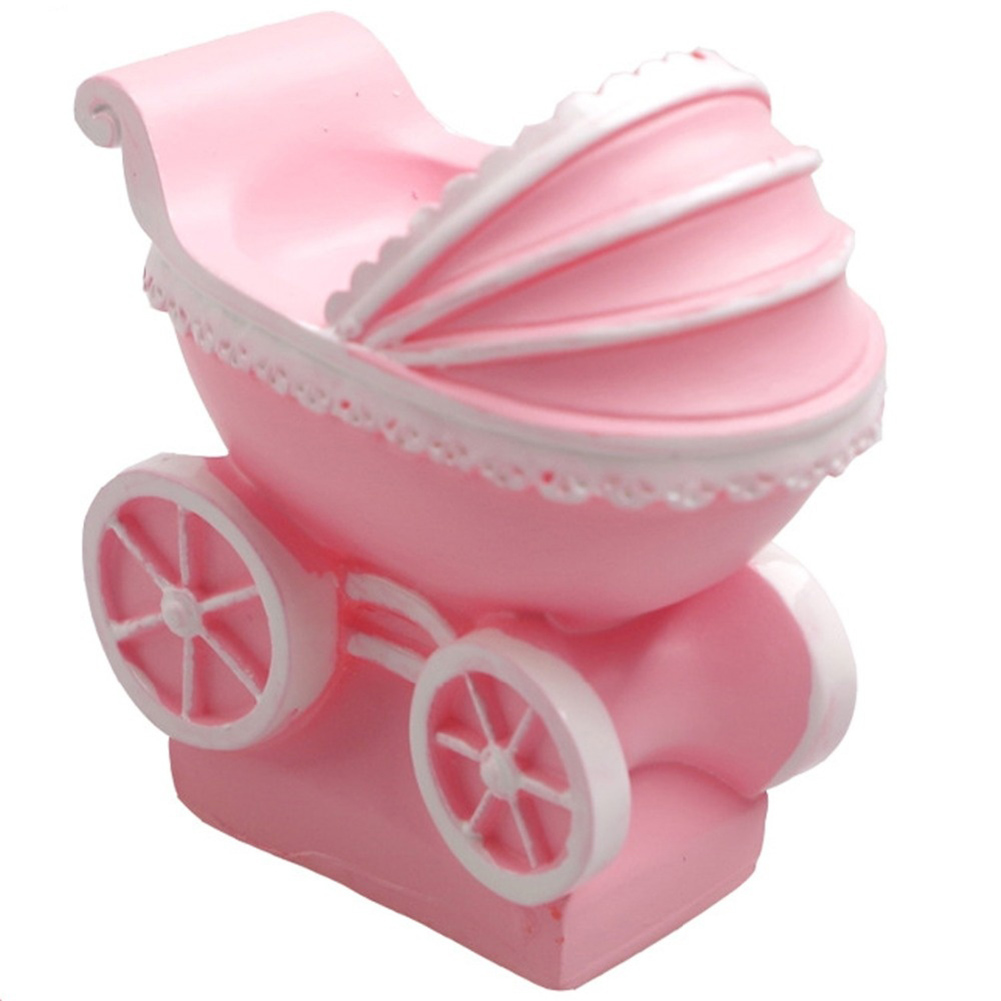 Hot Sale 3D Baby Stroller Silicone Candle Mold Resin Clay Soap Molds Fondant Sugar Craft Moulds Cake Decor Tools 8