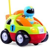 1 Set Baby Toys Music Automotive Remote Control Race Car Authentic Children S Cartoon Radio Control