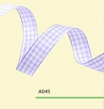 7 8 inch 22mm tartan plaid ribbon