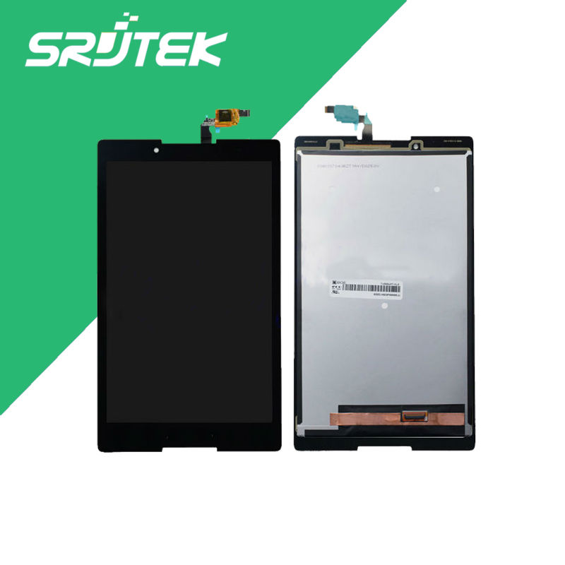 For Lenovo Tab 2 A8-50F A8-50LC A8-50 Tablet PC Touch Screen Digitizer+LCD Display Assembly Parts Black 100% Tested