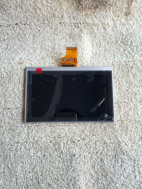 7-inch high-definition screen HJ070NA-13 SL007DH45FPC-V1 721H460168 ej070na-01j