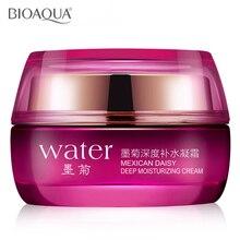 bioaqua mexican daisy essence cream moisturizing brighten face cream oil control skin care miracle glow whitening