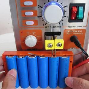 Image 3 - SUNKKO 709A zgrzewarka punktowa z piórem spawalniczym 1.9kw zgrzewarka punktowa zgrzewanie punktowe impulsowe do produkcji 18650 akumulatorów 110V/220 ue usa