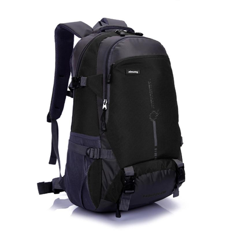 45L Waterproof Climbing Hiking Backpack Rain Cover Bag 36-55L Camping Mountaineering Gym Backpack Sport Outdoor Bike Bag