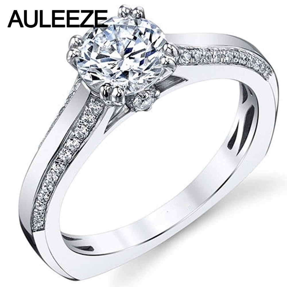 14k Diamond Rings