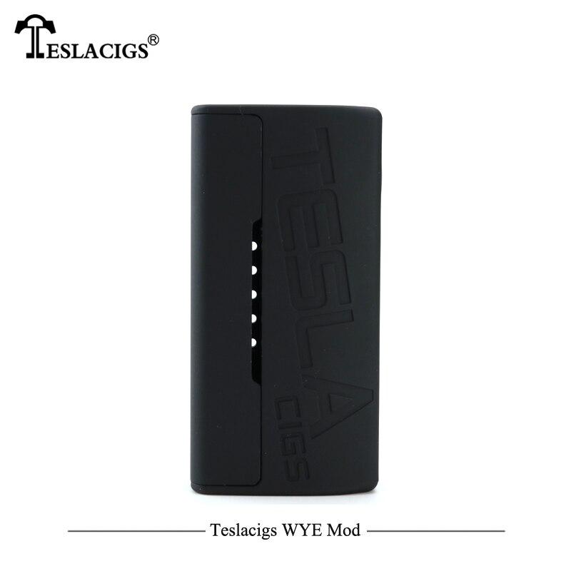 Plus léger Électronique Cigarettes Mod Teslacigs Tesla WYE 85 W Mod Teslacigs WYE 85 W boîte de contrôle de température Mod 510 Fil Vaporisateur - 3