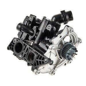 Image 4 - OEM Pompa Dellacqua Elettronico Termostato Assemblea Per Il VW Golf Passat Tiguan OE # 06L121111A, 06K121011B, 06L121012H