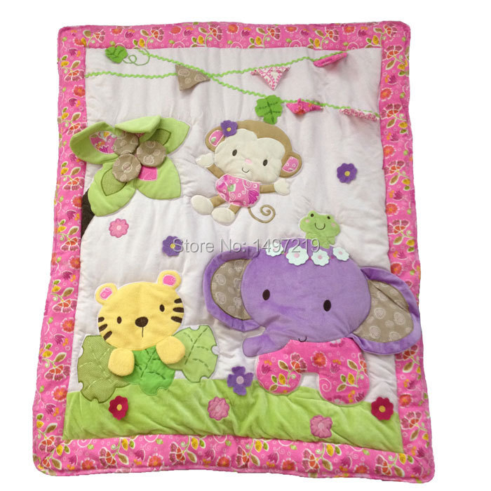 Superbe 3D Applique Design Baby Bed Linen Set In Bedding Sets From Mother U0026 Kids On  Aliexpress.com | Alibaba Group