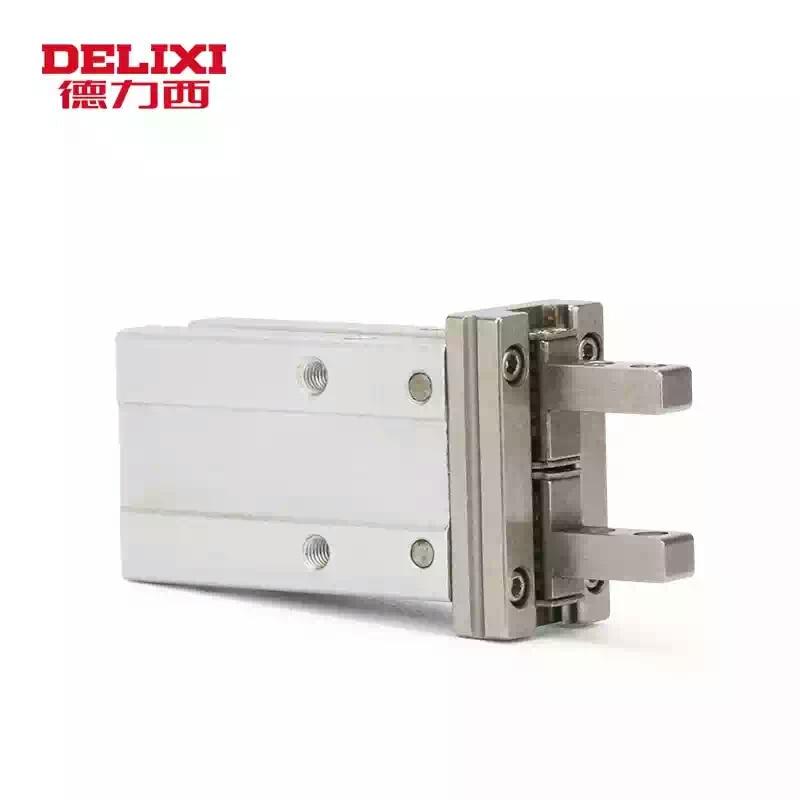 DELIXI MHZ2 10D Parallel Style Air Gripper Cylinder MHZ2 6D 10D 16D 20D 25D 32D 40D HFZ10 HFZ16 HFZ20 HFZ25 HFZ32 HFZ40DELIXI MHZ2 10D Parallel Style Air Gripper Cylinder MHZ2 6D 10D 16D 20D 25D 32D 40D HFZ10 HFZ16 HFZ20 HFZ25 HFZ32 HFZ40