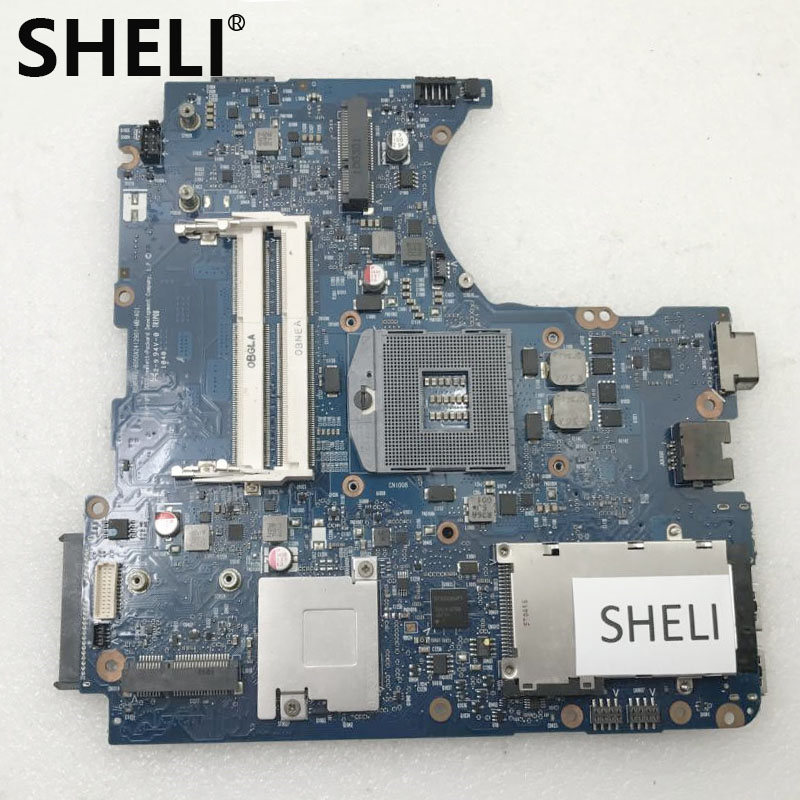 SHELI For HP 4330S 4430S Motherboard DDR3 6050A2412901-MB-A02SHELI For HP 4330S 4430S Motherboard DDR3 6050A2412901-MB-A02
