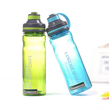 Large Capacity Portable Water Bottles 600-1000 ml