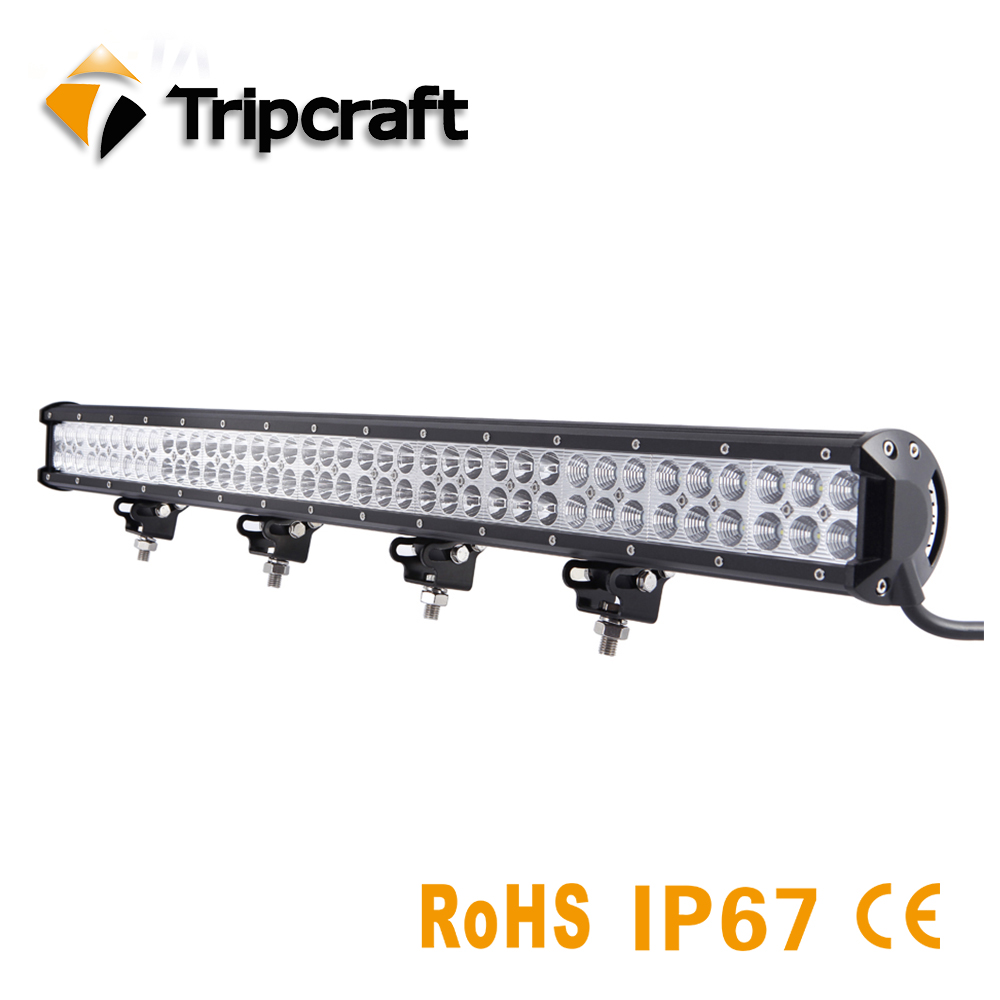 Tripcraft 35.8&#8243; 234W <font><b>LED</b></font> Work Light Bar for auto Offroad 4WD 4&#215;4 Truck ATV 4WD <font><b>ramp</b></font> Combo Beam 12V 24V Car fog driving lamp IP67