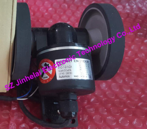 100% Authentic original ENC-1-4-T-24 Autonics Roller incremental rotary encoder цена 2017