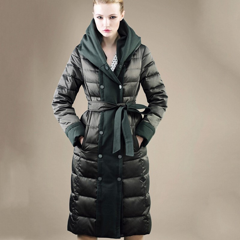 Online Buy Wholesale full length military coat from China full ...