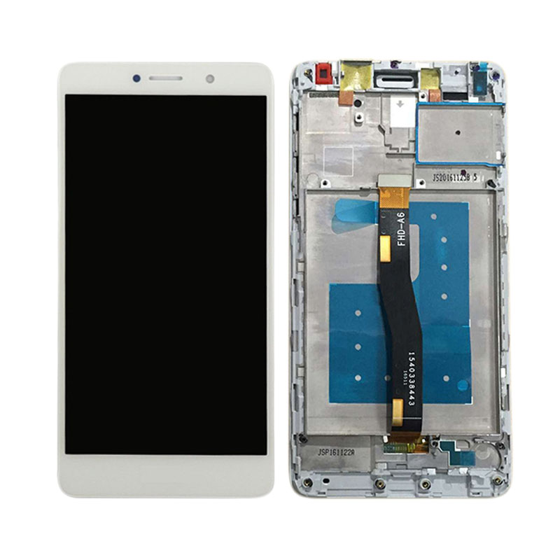 Image 3 - AICSRAD LCD Display For Huawei Honor 6X BLN L24 BLN AL10 BLN L21 BLN L22 touch screen Digitizer Assembly Frame with Free Tools-in Mobile Phone LCD Screens from Cellphones & Telecommunications