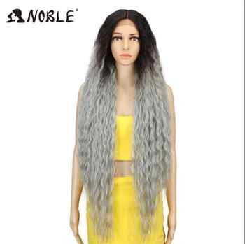 Noble Synthetic None-Lace Wigs TT4-M.GREY