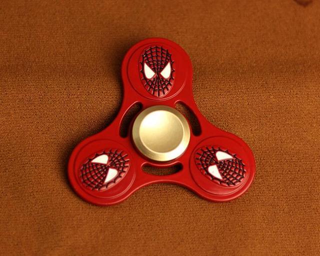 DC COMICS Aluminum Alloy Fidget Spinner
