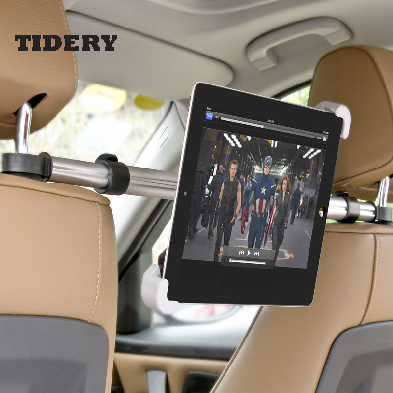 10 Inch Auto Car Back Seat Headrest Mounting Holder For Tablet PC